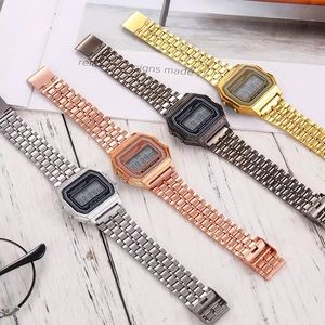 Trendy Fashion Retro 80's Digital Watch Clock